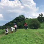 夏ハイキング